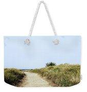 Beach Trail Weekender Tote Bag