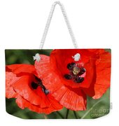 Beautiful Poppies 2 Weekender Tote Bag