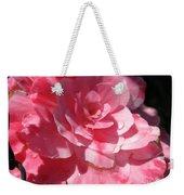 Begonia Named Nonstop Pink Weekender Tote Bag