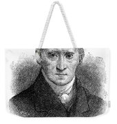 Benjamin West (1738-1820) Weekender Tote Bag