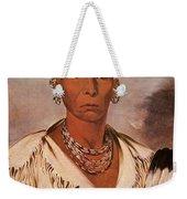Black Hawk (1767-1838) Weekender Tote Bag