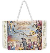 Blake: Songs Of Innocence Weekender Tote Bag