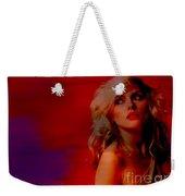 Blondie Debbie Harry Weekender Tote Bag