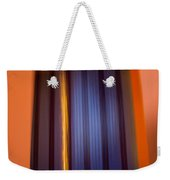 Blur City Weekender Tote Bag