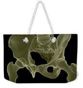Bones Of The Pelvis Weekender Tote Bag