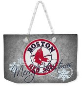 Boston Red Sox Weekender Tote Bag