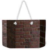 Brick Columns Weekender Tote Bag