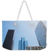 Business Skyscrapers. Weekender Tote Bag