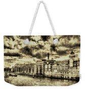 Butlers Wharf London Vintage Weekender Tote Bag