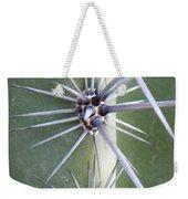 Cactus Thorns Weekender Tote Bag