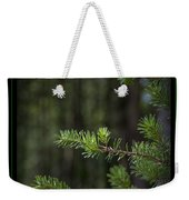 Can't See The Forest Weekender Tote Bag