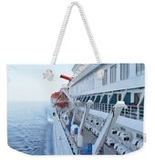Carnival Elation Weekender Tote Bag