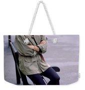 Catherine Zeta Jones Weekender Tote Bag