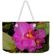 Cattleya Weekender Tote Bag