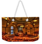 Central Presbyterian Church Weekender Tote Bag