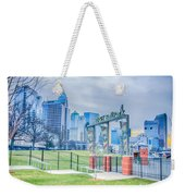 Charlotte Ballpark Weekender Tote Bag