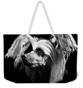 Chinese Crested Hairless Weekender Tote Bag