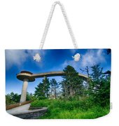 Clingmans Dome - Great Smoky Mountains National Park Weekender Tote Bag