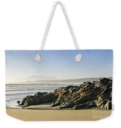 Coast Of Pacific Ocean On Vancouver Island Weekender Tote Bag