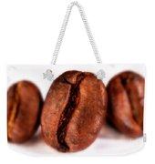 3 Coffee Beans Weekender Tote Bag