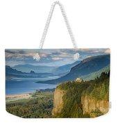 Columbia River Gorge Weekender Tote Bag