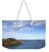 Cornwall - Rumps Point Weekender Tote Bag
