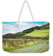 Country Track Weekender Tote Bag