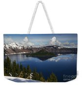 Crater Lake - Oregon Weekender Tote Bag