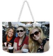 3 Cutie Amigas Weekender Tote Bag