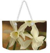 3 Daffodils Weekender Tote Bag