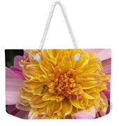 Dahlia Named Lambada Weekender Tote Bag