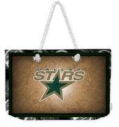 Dallas Stars Weekender Tote Bag