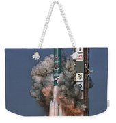 Delta II Rocket Launch Weekender Tote Bag
