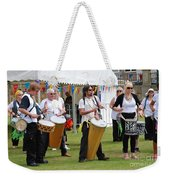 Dende Nation Samba Drum Troupe Weekender Tote Bag