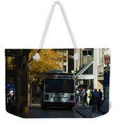 Denver City Scenes Weekender Tote Bag