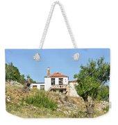 Derelict House Weekender Tote Bag