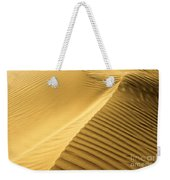 Desert Sand Dune Weekender Tote Bag