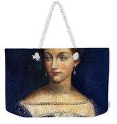 Diane De Poitiers (1499-1566) Weekender Tote Bag