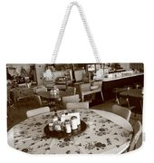 Diner On Route 66 Weekender Tote Bag