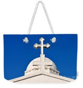Dome Of Agios Georgios Chapel Weekender Tote Bag