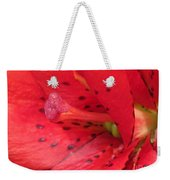 Double Asiatic Lily Named Cocktail Twins Weekender Tote Bag