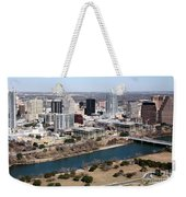 Downtown Austin Weekender Tote Bag