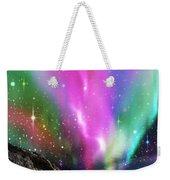Dramatic Aurora Weekender Tote Bag
