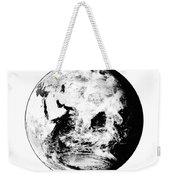 Earth Globe Weekender Tote Bag