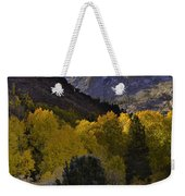 Eastern Sierras In Autumn Weekender Tote Bag