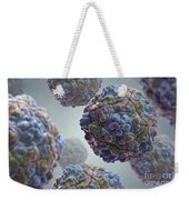 Echo Virus Weekender Tote Bag