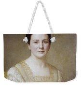 Edith K Weekender Tote Bag