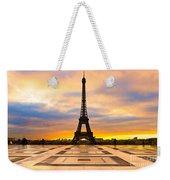 Eiffel Tower - Paris Weekender Tote Bag