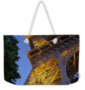 Eiffel Twilight Weekender Tote Bag