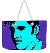 Elvis The King Weekender Tote Bag